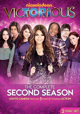 VICTORIOUS:SEASON TWO BY VICTORIOUS (DVD)